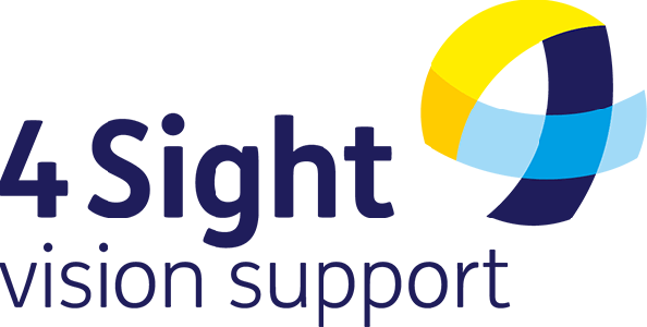 4Sight Vision Support Logo