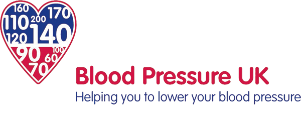 Blood Pressure UK Logo