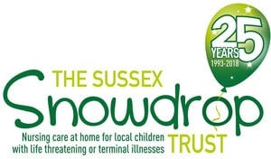 The Sussex Snowdrop Trust Logo