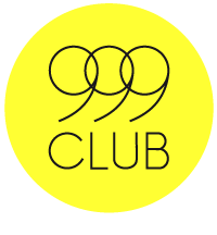 The 999 Club Logo